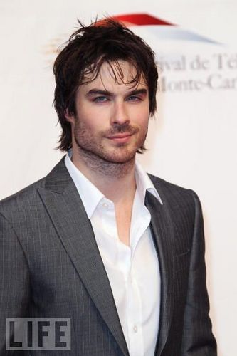 Ian somerhalder- 50th Monte Carlo TV Festival Opening Ceremony