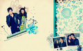 IanNina - ian-somerhalder-and-nina-dobrev wallpaper