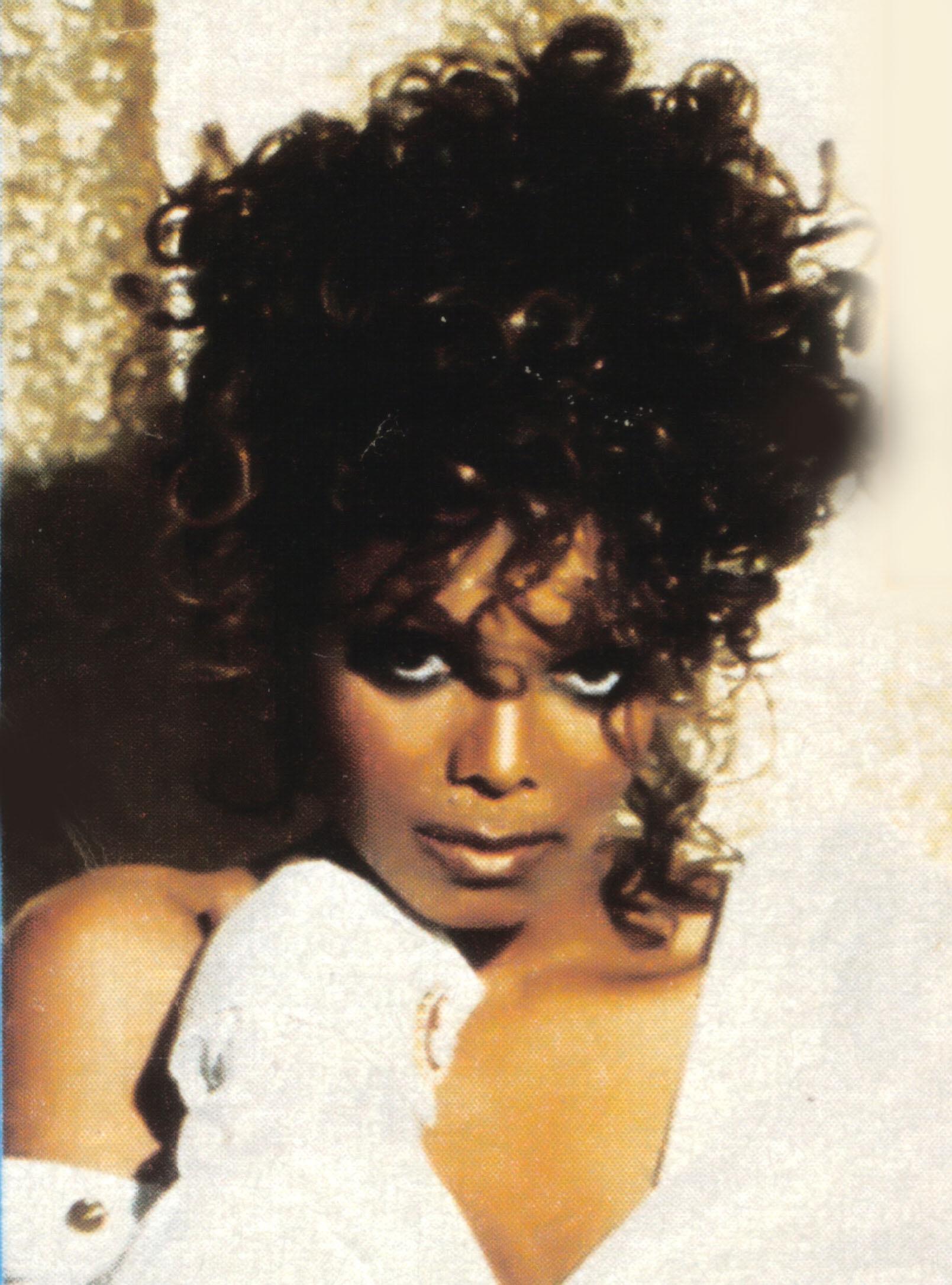 Janet Jackson J JJanet Jackson If