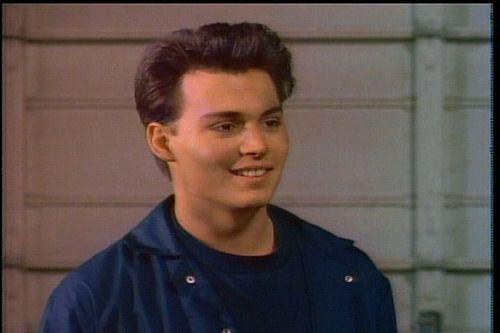 JD as Officer Tom Hanson