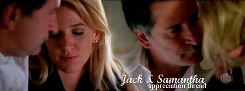Jack Malone and Samantha jembe, beneti