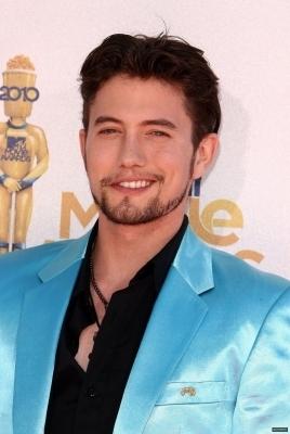 Jackson at mtv Movie Awards 2010