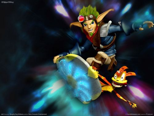 Download Jak Daxter Wallpapers: Jak And Daxter Images Jak II Wallpapers HD Wallpaper And