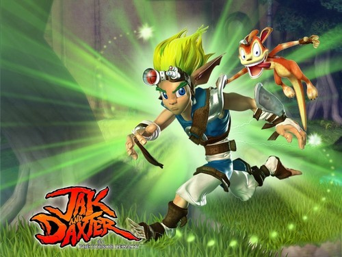 Jak and Daxter the Precursor Legacy پیپر وال