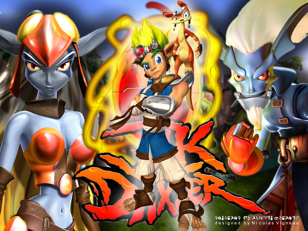 Jak And Daxter Wallpaper: Jak And Daxter Images Jak And Daxter The Precursor Legacy