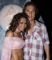 Janet and Matthew McConaughey - janet-jackson photo