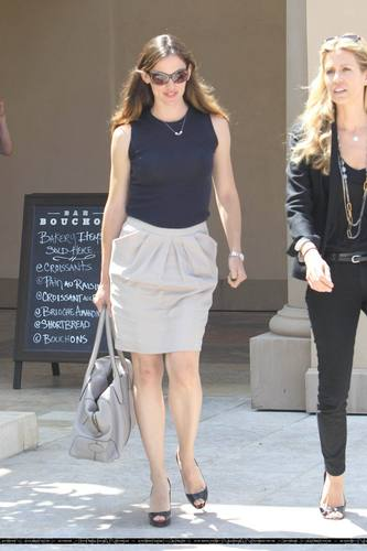 Jen out for Lunch!