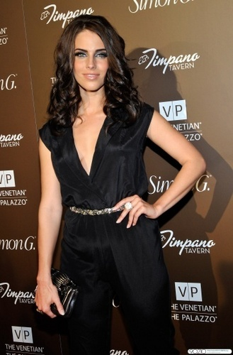 "Jessica @ Simon G. Jewelry's ""Summer Soiree"" At The Venetian"