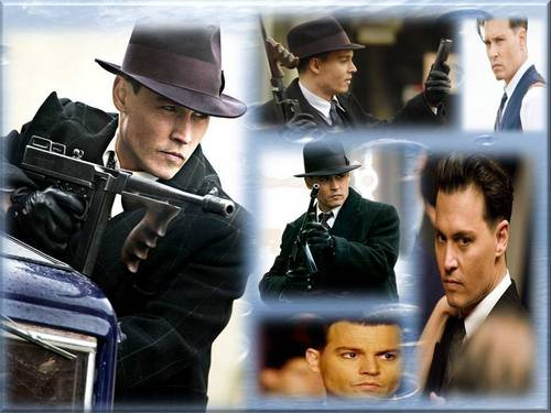 John Dillinger پیپر وال