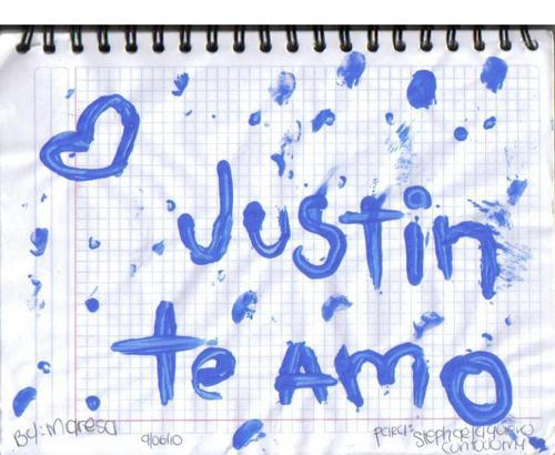 Justin bieber! I amor u!!