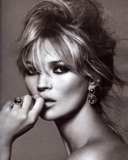 Kate Moss wallpaper entitled KM