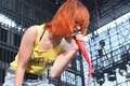 KROQ Weenie Roast - paramore photo