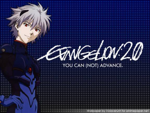 Nagisa Kaworu Images In His Plug Suit 3 Wallpaper And Background Photos
