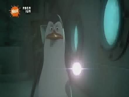 Kowalski with a Flash light