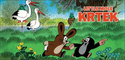 Krtek, the môle, mole