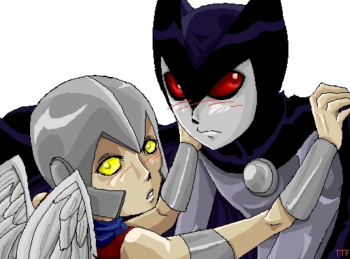 Kyd Wykkyd and Angel