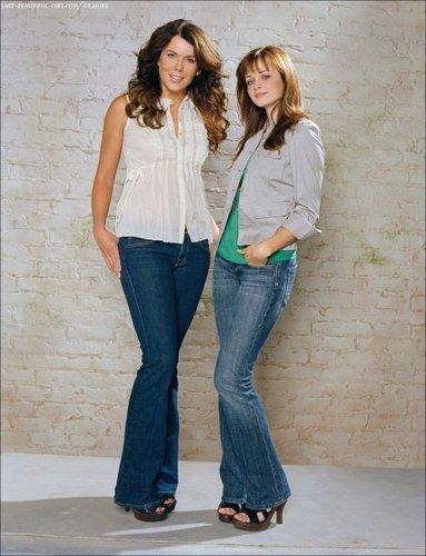 Lauren and Alexis