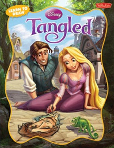 "Learn to Draw ""Tangled"" Characters"