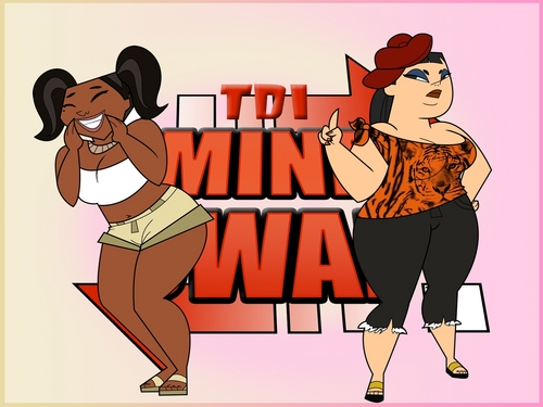 Total Drama Island Hintergrund called Leshawna MIND SWAP sadiE