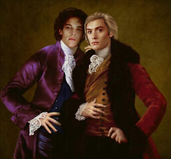 Lestat and Nicolas