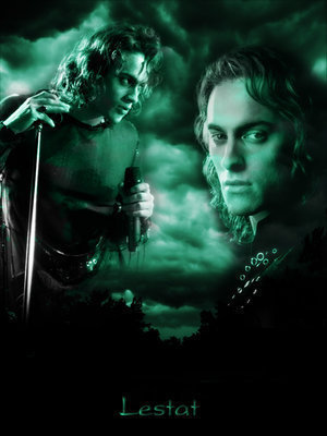 Lestat wallpaper titled Lestat ( from QotD)