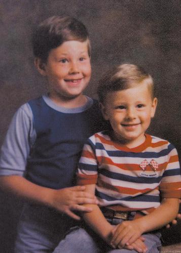 Little Cory Monteith