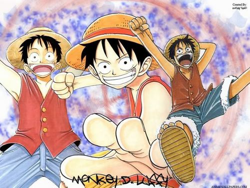 monkey d. luffy wallpaper called Luffy