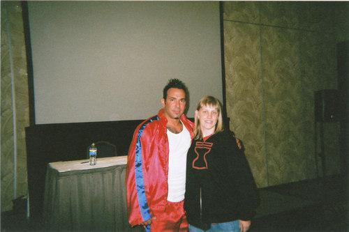 ME with Jason David Frank