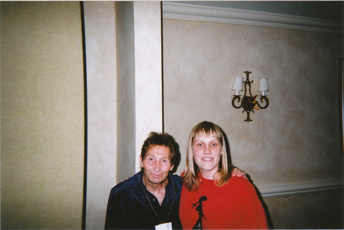 ME with Robert Axelrod - mighty-morphin-power-rangers Photo