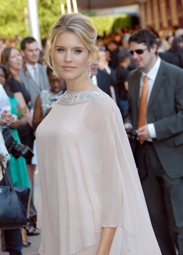 Maggie Grace attended the 2010 CFDA Fashion Awards in lincoln Center, NY 06.07.2010