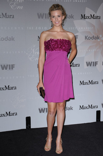 Maggie Grace@the 2010 Women In Film Crystal + Lucy Awards 1st June,2010