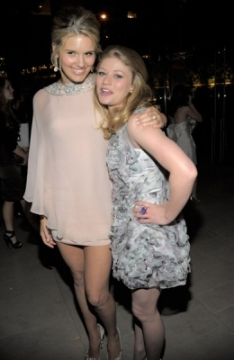Maggie and Emilie@2010 CFDA Fashion Awards-Afterparty