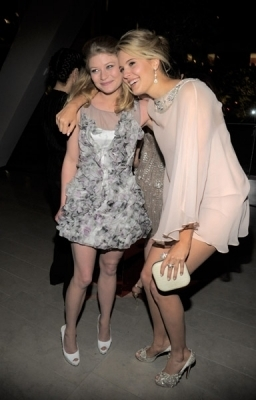 Maggie and Emilie@2010 CFDA Fashion Awards - Afterparty