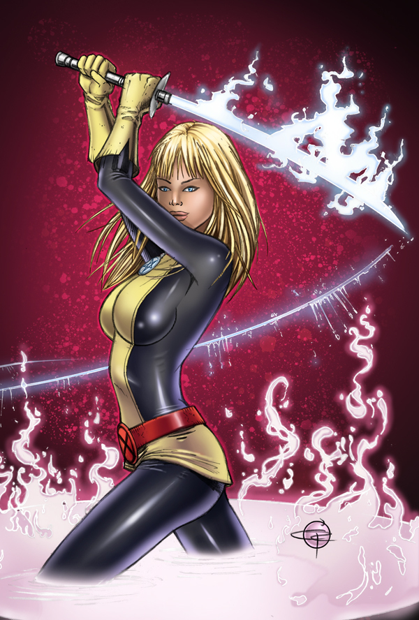 Magik Women Of The X Fan Art 12839066 Fanpop