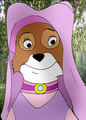 Maid Marian - disney-animal-heroines fan art