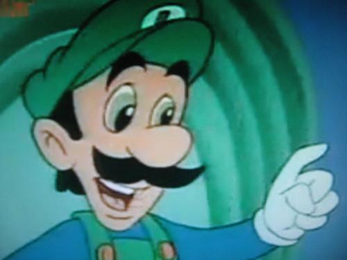 Luigi wallpaper called Mama Luigi