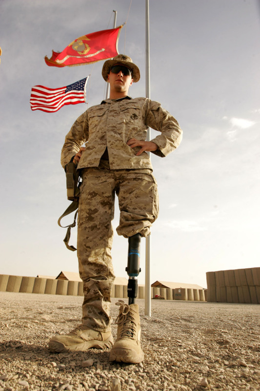Marine Corps Images Marine Amputee Remains Active Duty Badass Hd