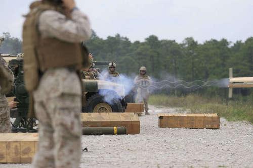 Marines api, kebakaran Anti-Tank peluru berpandu