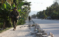 Marines Patrol In Haiti