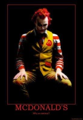 dustfingerlover Hintergrund entitled McDonalds