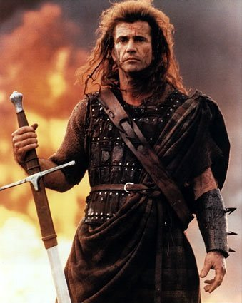 Mel Gibson / William Wallace  - mel-gibson Photo