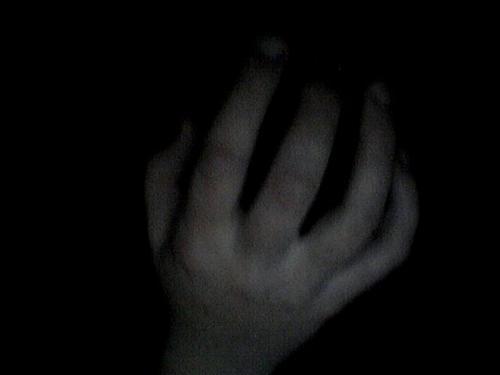Mephisto's hand