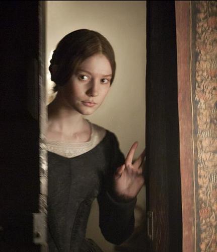 Mia Wasikowska (Jane Eyre)