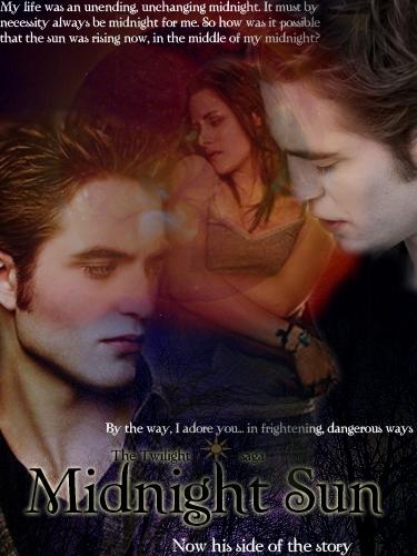 Midnight Sun fondo de pantalla entitled Midnight Sun Poster