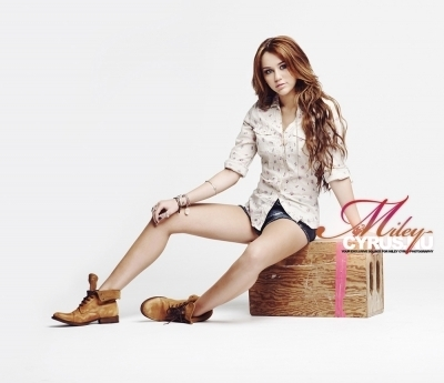 Miley Cyrus New Photoshoot for Miley Cyrus Max Azria