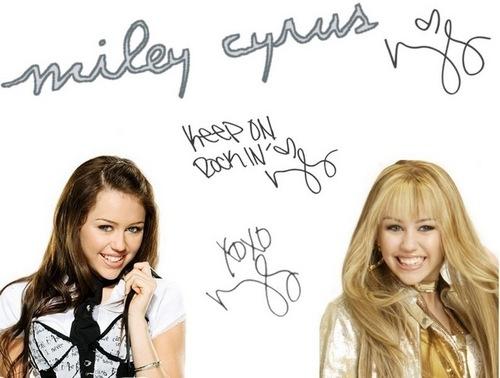 Miley Cyrus xx