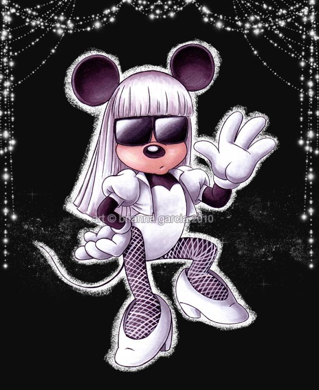 Minnie Gaga