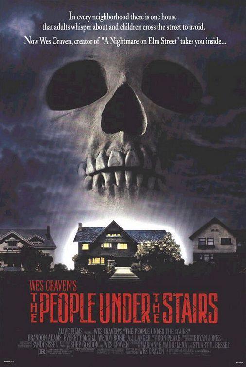 The People Under The Stairs Bilder Movie Poster Hd Hintergrund And