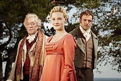 Mr Woodhouse, Emma Woodhouse & George Knightly