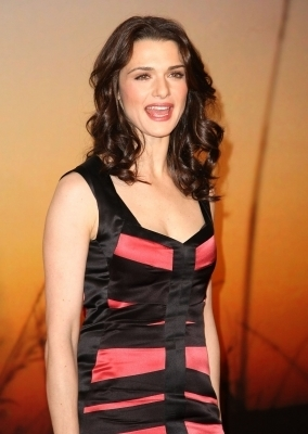 Rachel Weisz wallpaper called Museum of Modern Art in New York Apperances 2008